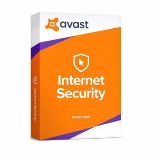 Avast Internet Security 1 User - 1 Year