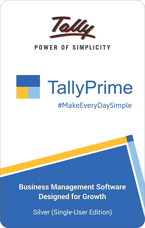 Tally Prime Silver