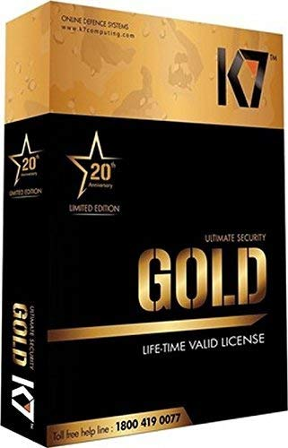K7 Gold - Lifetime Antivirus