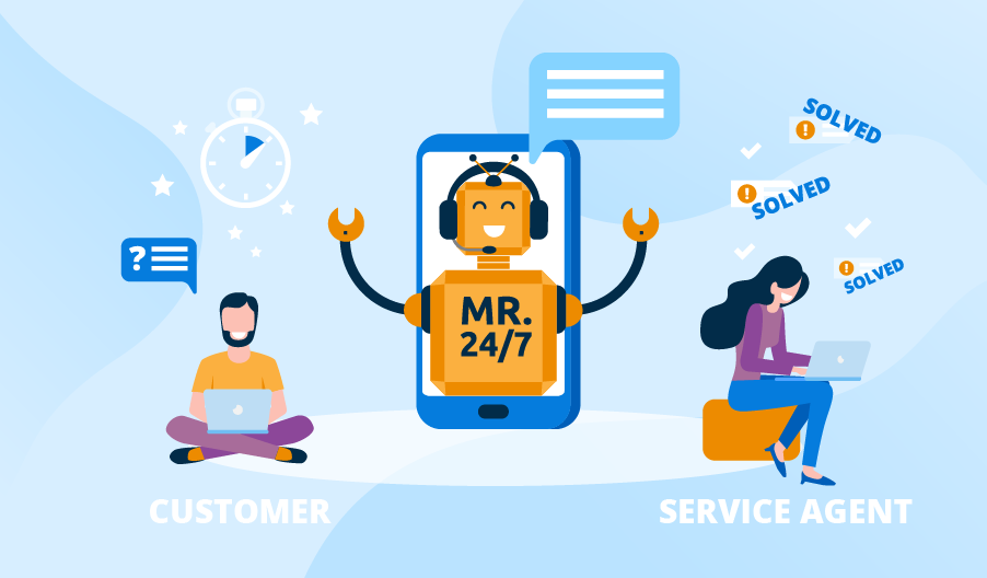Chat Bot for your Company
