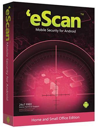 eScan Mobile Security for Android 3 years