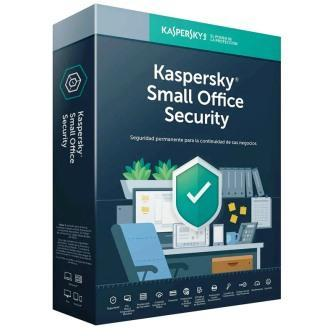 Kaspersky Small Office Security for 10 Users + 10 Mobile + 1 Server