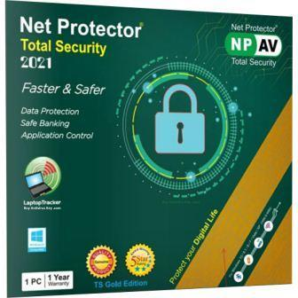Renew Net Protector Total Security 1 User - 1 Year