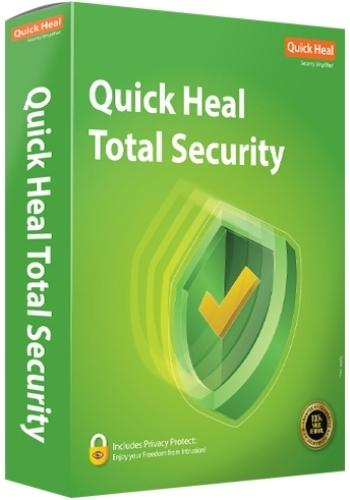 Quick Heal Total Security 1 User - 1 Year