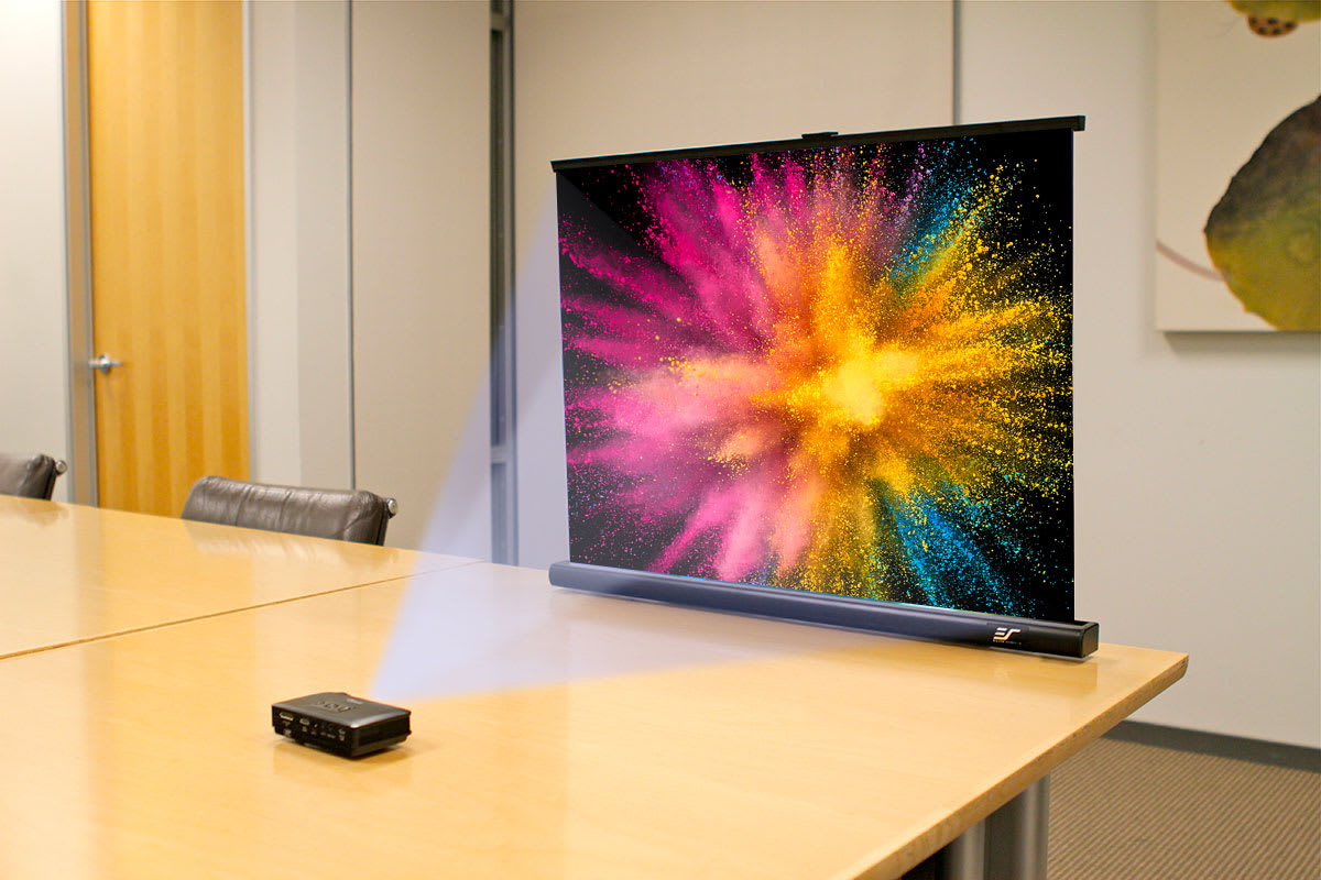Best projector screen buying guide, what to know before you buy