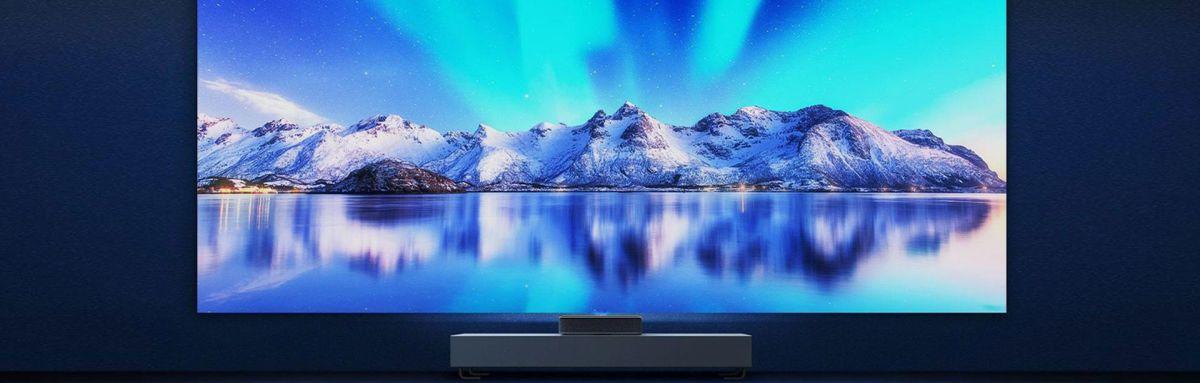 150 inch laser 4K projector