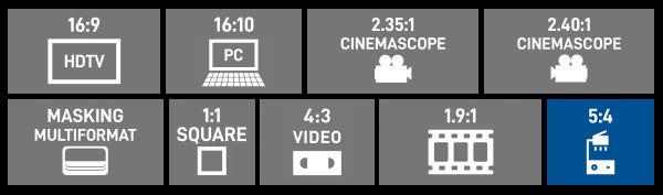 5:4 AV Format