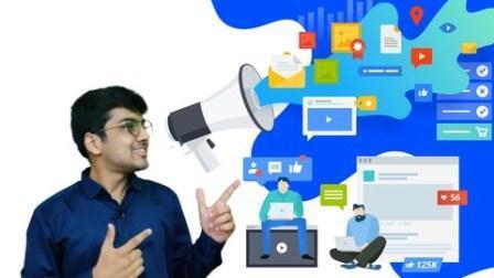 Digital Marketing Course In Hindi - Basic To Advance