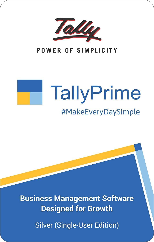 TallyPrime GST Ready