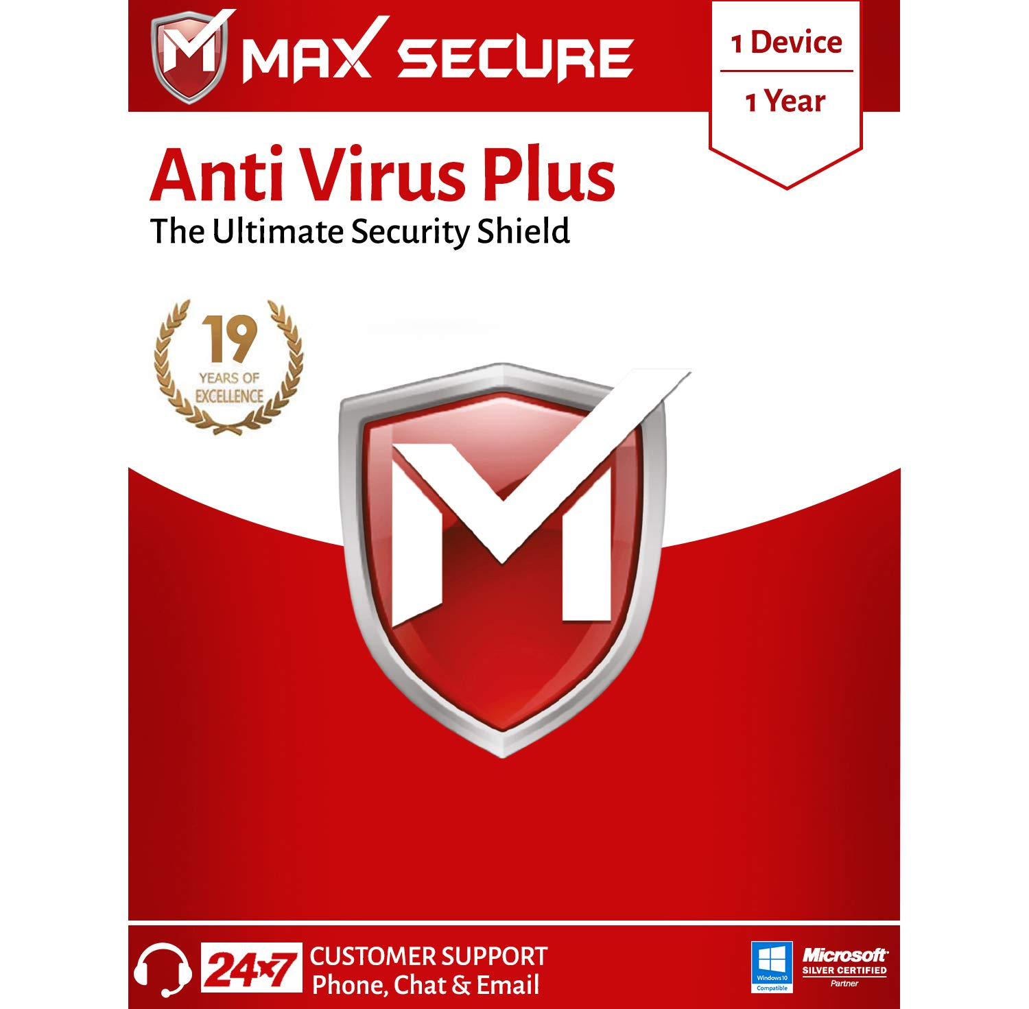 Max Secure Anti-Virus Plus