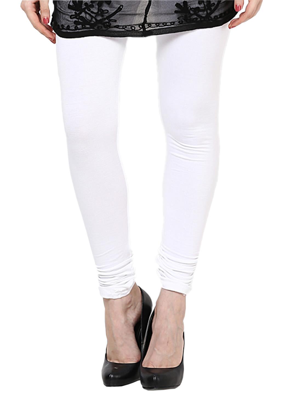 a5beb907011b8 Castle White Viscose Legging - Leggings