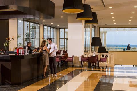 All inclusive vakantie Golf van Hammamet - Barceló Concorde Green Park Palace