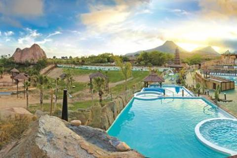 All inclusive autovakantie Costa Blanca - Magic Natura Animal, Waterpark & Polynesian Lodge