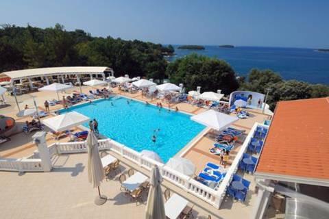 All inclusive autovakantie Istrië - Funtana