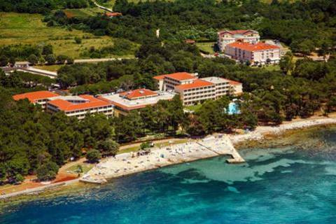 All inclusive autovakantie Istrië - Sol Aurora for Plava Laguna