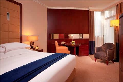All inclusive stedentrip Abu Dhabi - Beach Rotana