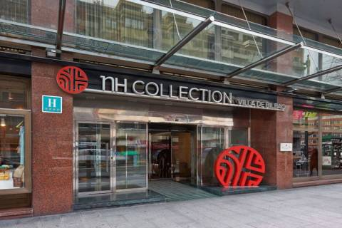 Last minute stedentrip Baskenland - NH Collection Villa De Bilbao