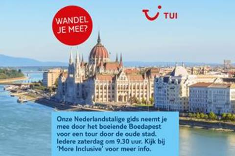 All inclusive stedentrip Boedapest - Bo18