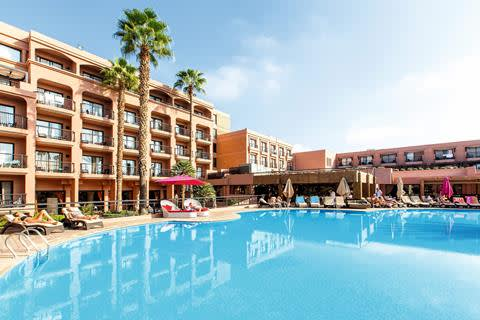 All inclusive stedentrip Centraal Marokko - TUI BLUE Medina Gardens