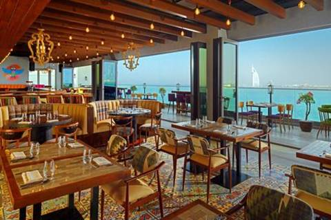 All inclusive stedentrip Dubai - Aloft Palm Jumeirah