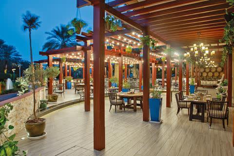 All inclusive stedentrip Dubai - Grand Hyatt Dubai