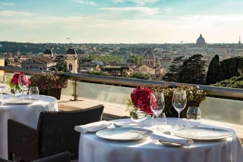 Last minute stedentrip Lazio - Sofitel Rome Villa Borghese