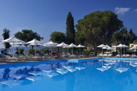 Goedkope familievakantie Corfu - Corcyra Beach