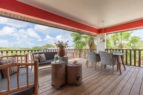 Familievakantie Curacao Morena Resort Appartementen A Villaaapos S Vertrek Tijdens Schoolvakantie