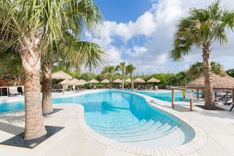 Goedkope familievakantie Curaçao - Morena Resort Appartementen & Villa's