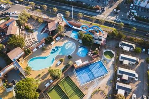 Goedkope familievakantie Languedoc & Roussillon - Mar Estang