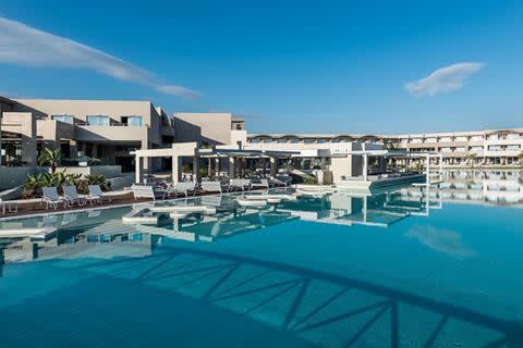 All inclusive zonvakantie Kreta - Euphoria Resort