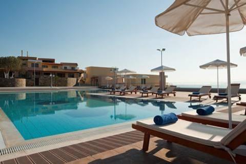 Goedkope zonvakantie Kreta - Miramare Resort & Spa