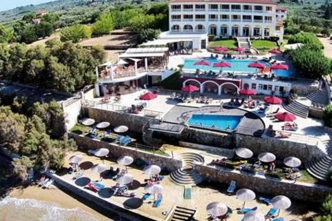 All inclusive zonvakantie Zakynthos - Tsamis Zante Spa Resort