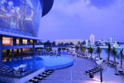 Goedkope herfstvakantie Abu Dhabi - Jumeirah At Etihad Towers