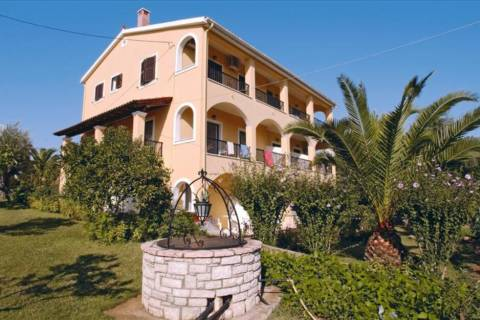 Goedkope herfstvakantie Corfu - Spyridoula