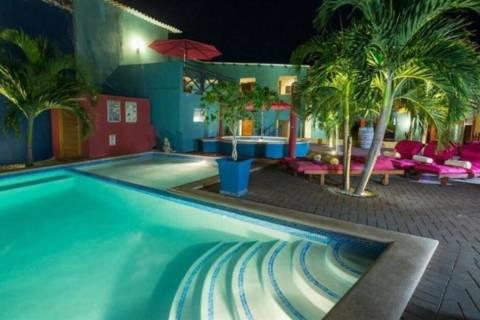 Goedkope herfstvakantie Curaçao - First Curaçao Hostel