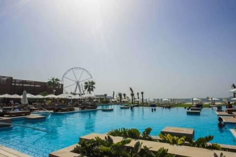 Goedkope herfstvakantie Dubai - Rixos Premium Dubai