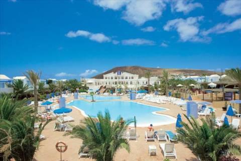 All inclusive herfstvakantie Lanzarote - HL Paradise Island