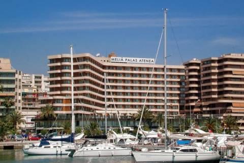 Goedkope herfstvakantie Mallorca - Melia Palma Marina