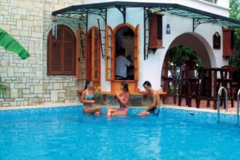 Goedkope herfstvakantie Turkse Rivièra - Villa Aquarius