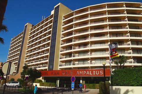 Goedkope kerstvakantie Algarve - Vila Gale Ampalius