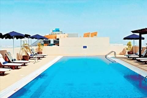 Goedkope kerstvakantie Dubai - Citymax Al Barsha