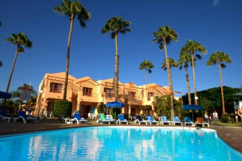 All inclusive kerstvakantie Gran Canaria - Turbo Club