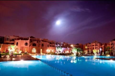 Goedkope kerstvakantie Marokkaanse Binnenland - Palm Plaza