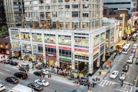 Goedkope kerstvakantie New York - Econo Lodge Times Square