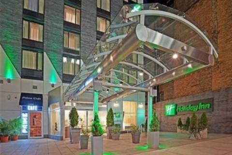 Goedkope kerstvakantie New York - Holiday Inn Manhattan 6th Avenue