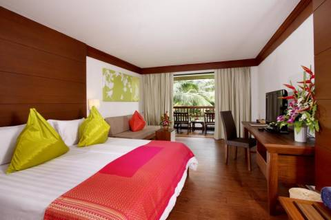 Goedkope kerstvakantie Phuket - Sunprime Kamala Beach Resort