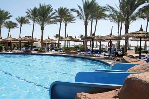 All inclusive kerstvakantie Rode Zeekust - Sea Beach Aqua Park Resort