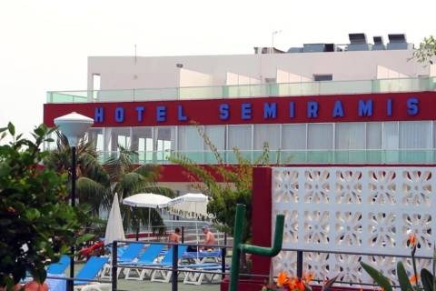 Goedkope kerstvakantie Tenerife - Best Semiramis