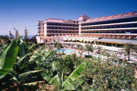 Kerstvakantie Tenerife Blue Sea Costa Jardin En Spa Vertrek 28 December 2021